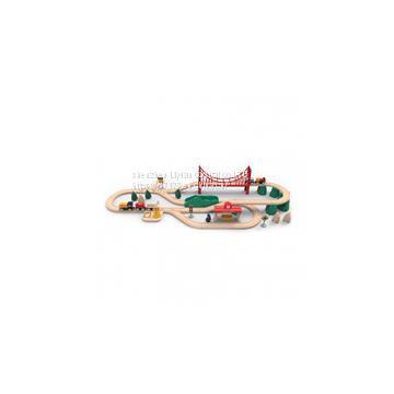 Xiaomi Mitu Track Building Block Electric Train Set of Sport from ...
