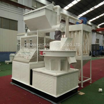 New design sawdust pellet production line , 8mm wood pellet making machine