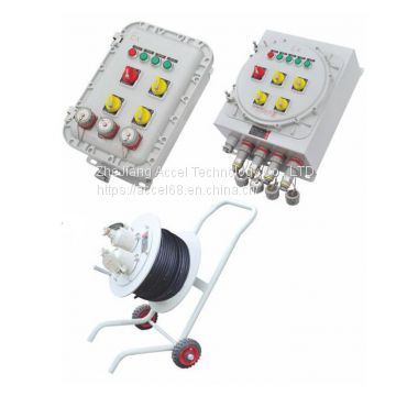 BXS51 Explosion Proof Illumination(Power) Distribution Box