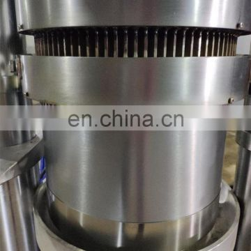 Widely used high oil yield oil seeds hydraulic oil press machine