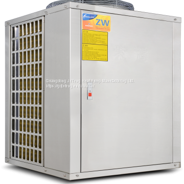 EVI Inverter Heat Pump for cooling & heating