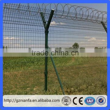 Guangzhou anti theft barbed wire mesh razor barbed wire roller ...