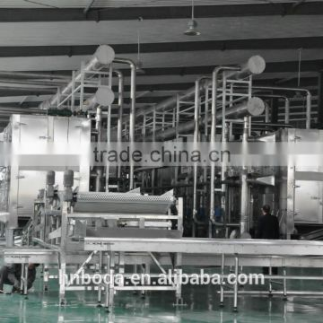 After-sales Service Provided tunnel dryer machine