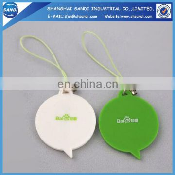 Promotional custom microfiber screen cleaner with logo