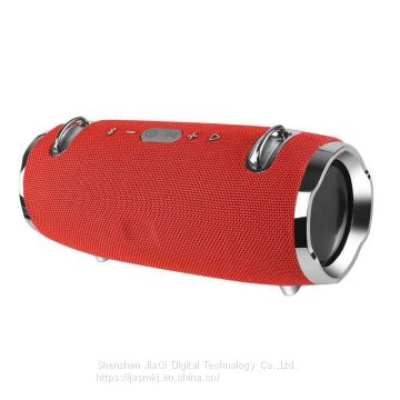 New hot style second generation war drum bluetooth speaker outdoor waterproof wireless subwoofer audio XTREME plating ri