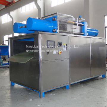 2018 hot selling two head block making machine