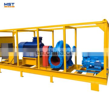 centrifugal double suction diesel water pump