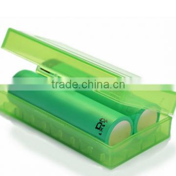 Hard Plastic Case Holder Storage Box for AA AAA Battery