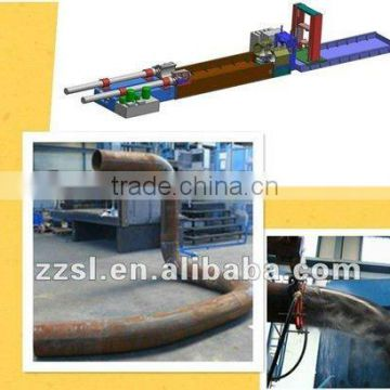CNC Hydraulic Induction pipe bending machine