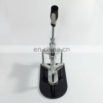 staple pin button badge making machine for sale in China alibaba market
