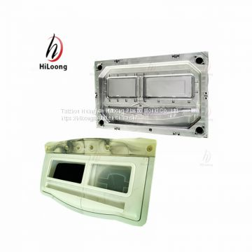 plastic home appliance washing machine parts plastic injection mould