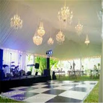 Selling disco panels wedding light up starlit portable led dance floor