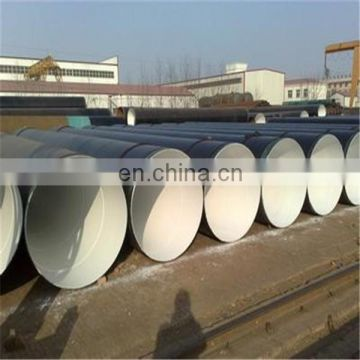 outside Coal tar epoxy inside IPN 8710 antiseptic SSAW pipe