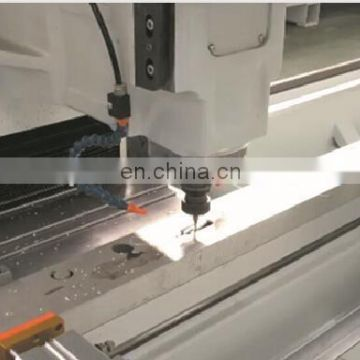 Window Door Making Machine CNC Machining Center For Aluminum Industrial Profile