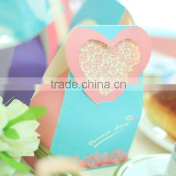 2015 New Product Custom Luxury Design Paper Wedding Gift Box/Valentine'S Day Souvenirs