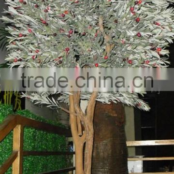 Guanghzou high simulation indoor & outdoor artifcial olive tree