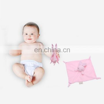 Baby Toy Soft Plush Calm Wipes Baby Educational Appease towel