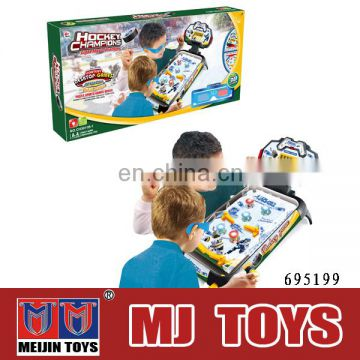 3D Glasses children air hockey game table wholesale