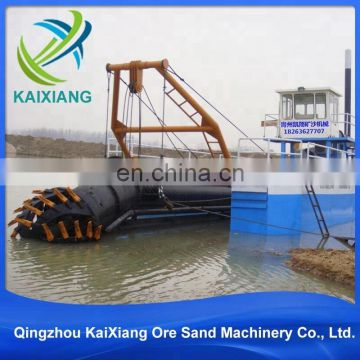 Working capacity 240m3/hlow Price Cutter Suction Dredger from China