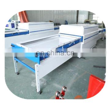 MWJM-01 advanced doors wood texture transfer printing machine