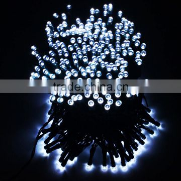 100 led 8 colors Wedding Party Decorative Christmas solar string lights, solar led string light, string light