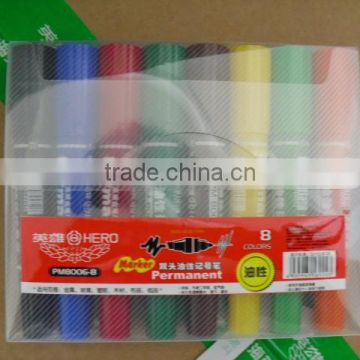 non-toxic marker pen for writing on the glass black board pvc