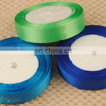 "3/4"" colorful double side wholesale ribbon with quality and quantity assured"