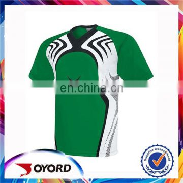 Customized OEM your logo football uniform football jersey soccer