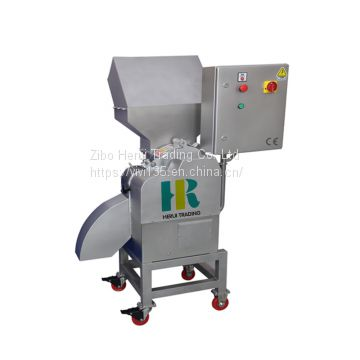 Parsnip / kale fruit vegetable cutting machine for sale