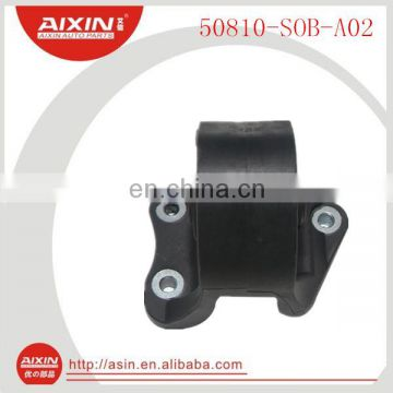 Rubber metal parts Suspension engine mounting 50810-S0B-A02 for Japanese cars