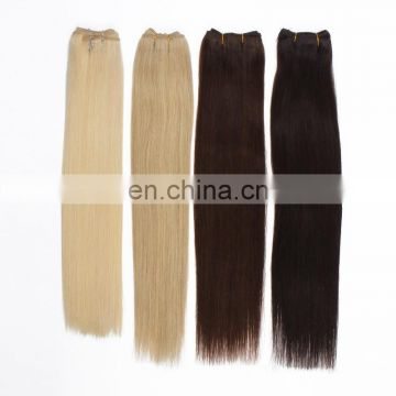 2016 Wholesale And Tangle Free Russia Virgin Human Hair Weaving