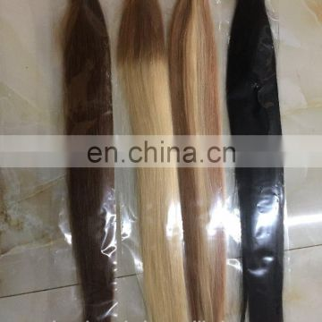 Factory price new arrival 100% european hair ombre remy tape hair extension