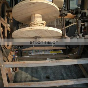 Good Use Easy To Opreate Grass/Reed Straw Rope Weaving Machine
