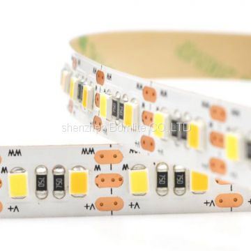 Changeable CCT led Strip WW+W Strip Light led Rope IP20 IP65 IP68