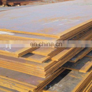 Hot Rolled A40 steel plain ship building plates made in China