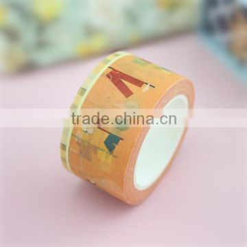 Free sample customized transparent adhesive tape