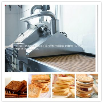SAIHENG biscuit production line machine cookies