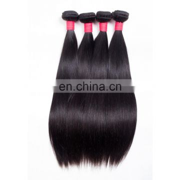 Alibaba wholesale virgin Brazilian human hair extension with closure for women