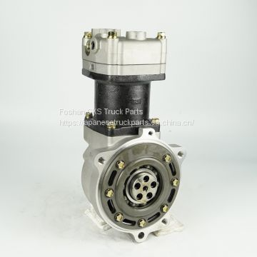 Air brake compressor for Hino Isuzu Fuso UD truck parts spare parts aftermarket