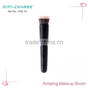 electric automated rotating make up brush makeup brush set oem makeup powder brush HCB-101