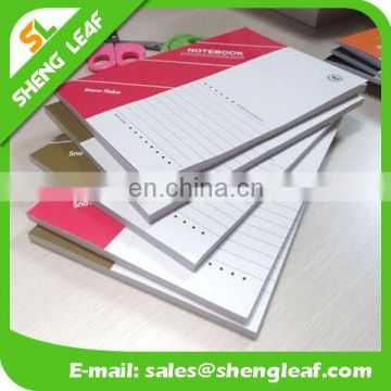 Alibaba Print Nature Blank Paper Notebook spiral notebook