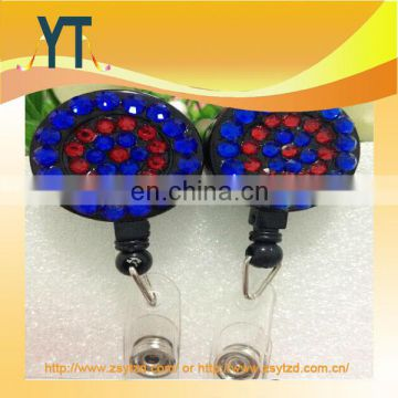 YT Retractable Badge Reel For Id Card Holder Hot Products