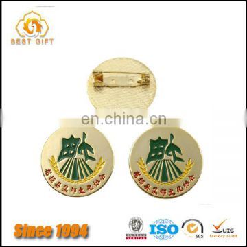 Custom High Quality Clothing Small Button Badges
