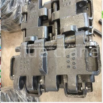 Crawler crane Kobelco P&H7080 track shoe track pad track palte for crawler crane undercarriage parts NIPPON SHARY DH308