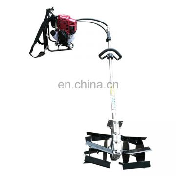 mini rice paddy cutting machine