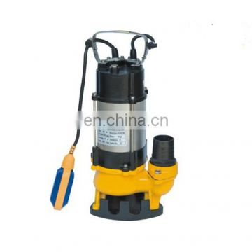 1hp small submersible sewage irrigation water pump for domestic use