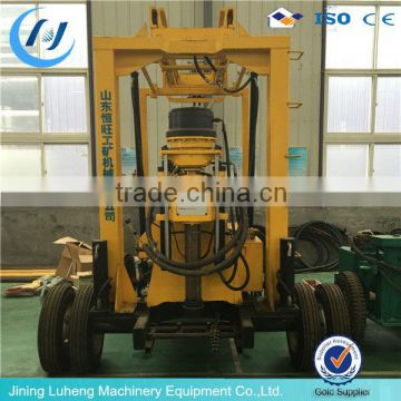 Hot selling water well drilling machine/small bore well drilling machine skype : luhengMISS
