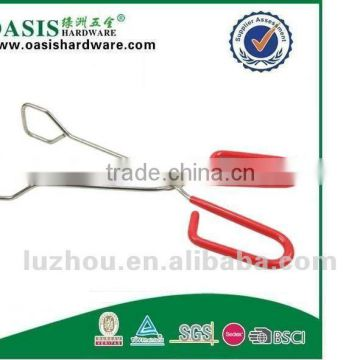 BBQ food tongs salad tongs Iron food tongs