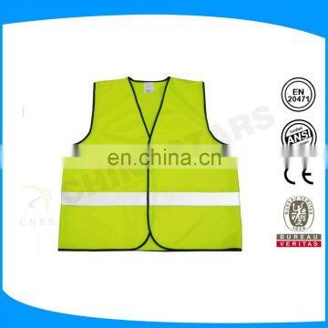 Reflective safety vest,safety vest with pockets,mesh safety vest