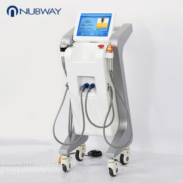scar removal skin tightening wrinkle removal RF Microneedle machine for clinic